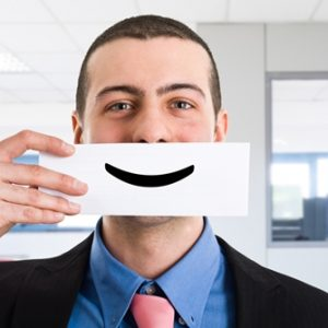 Can laughter around the workplace be a positive thing?