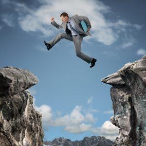 Confidence can help you team conquer mountains.