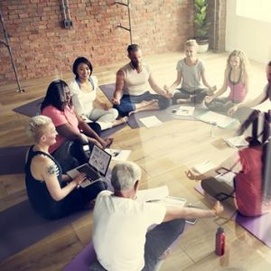 Have you considered how you can improve your workplace's wellbeing?