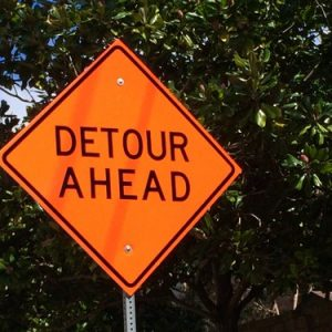 Much like street signs, preparing your workers for changes that are up ahead can make transitions less bumpy.