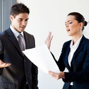 Appropriate conflict management can pull positivity from disagreement